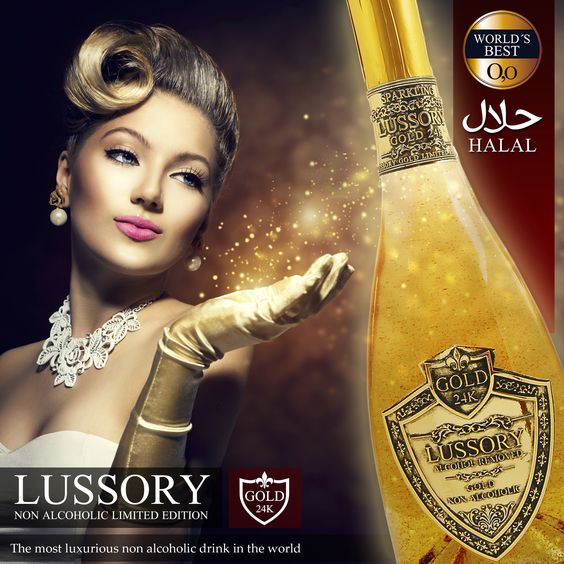 Lussory Gold 24k Halal Official #LD2C