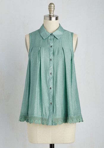 Genealogy Gumshoe Top, @ModCloth