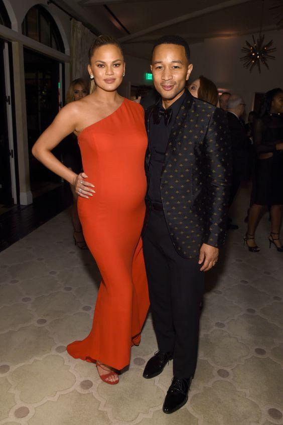 Chrissy Teigen and John Legend: