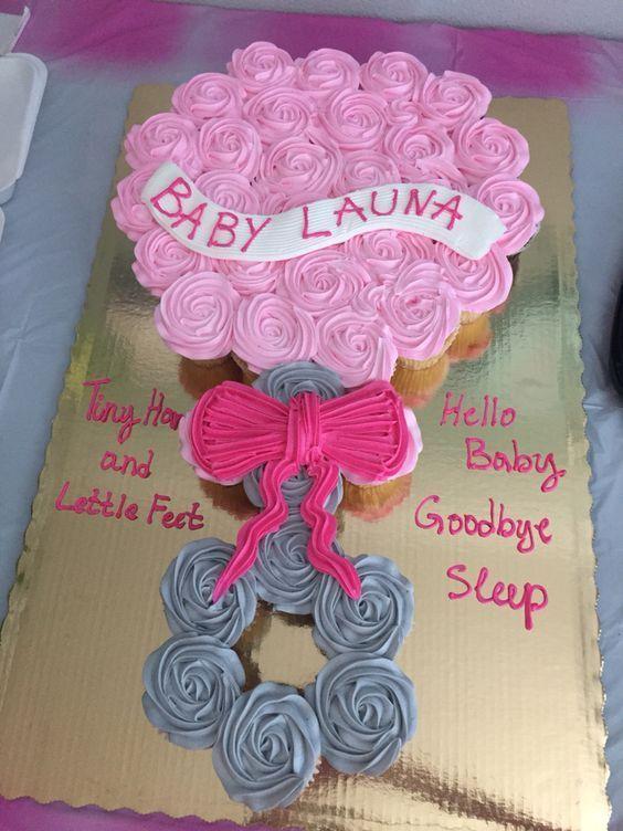 Diy Baby Shower Cake For Girl Princess Baby Shower Cakes Girl