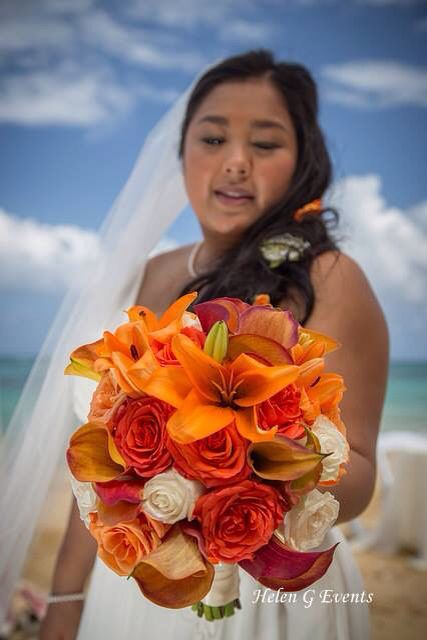 Wedding Bouquets Jamaica : Bride bouquets brides and events on