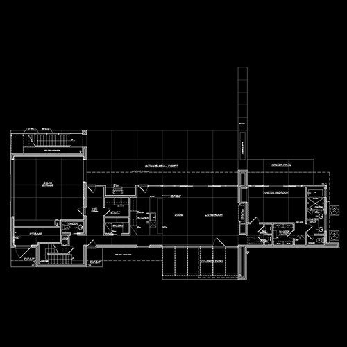 Life Of An Architect Part 2 Modern House Floor Plans House Floor Plans Detailed Drawings