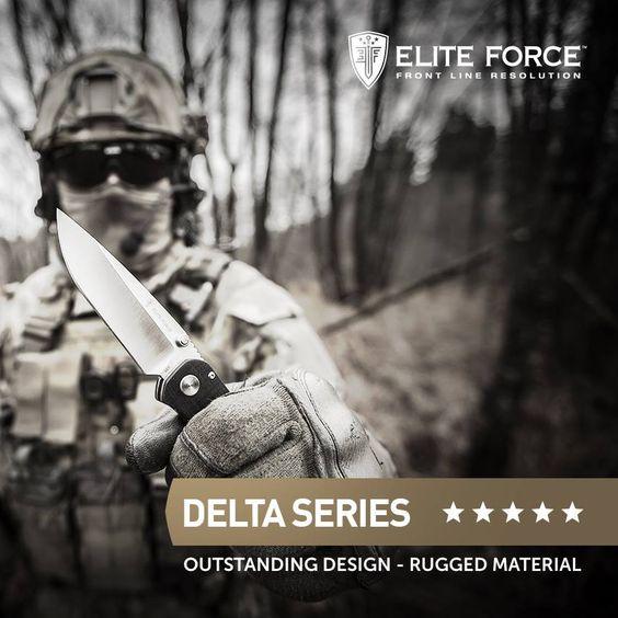 Elite Force - noże taktyczne