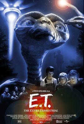 Xem Phim Cậu Bé Ngoài Hành Tinh - E.T. the Extra Terrestrial