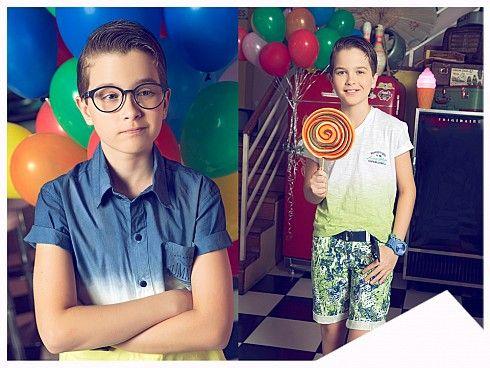 O universo lúdico é encantador. Pensando nisso, a Karapalida criou modelitos cheios de personalidade e, que interagem com o mundo infantil. Para os garotos, t-shirts com prints inusitados e camisas fashionistas!