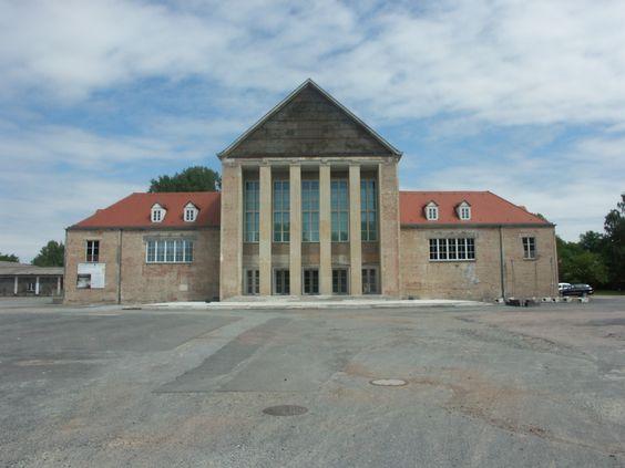 Festpielhaus Hellerau