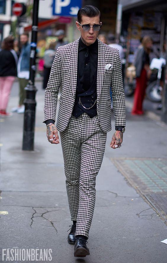 30代大人メンズはラフなスーツが絶対に色っぽい!