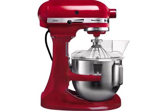 Robot sur socle iMenager, achat Robot de cuisine sur socle KITCHENAID 5KPM5EER PRO ROUGE ARTISAN pas cher prix promo iMenager 692.89 Euros TTC au lieu de 729.00 €