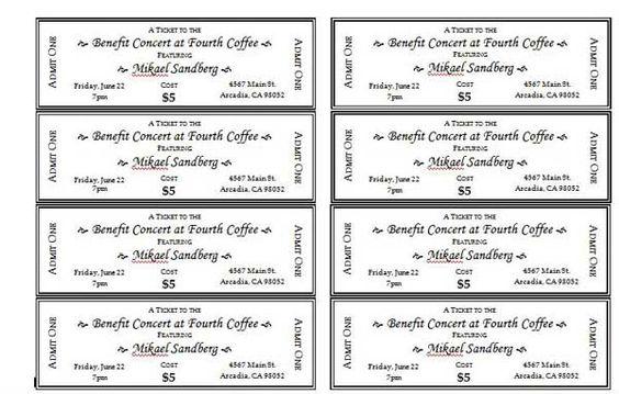 33095b1cab492437ef656519962b70cajpg 444×575 pixels Drama dinner - free raffle ticket template