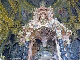 Sacristía de La Cartuja de Granada