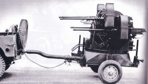 Great piece of equipment to tow behind your                   Willys MB.