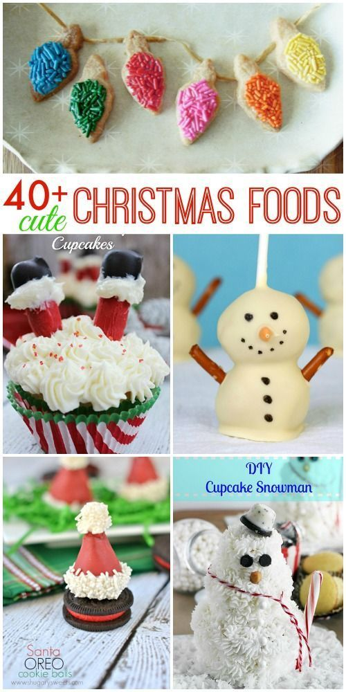 Kid A Smile And Christmas Desserts On Pinterest