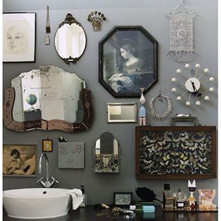 ideias casa de banho reciclar - Pesquisa Google
