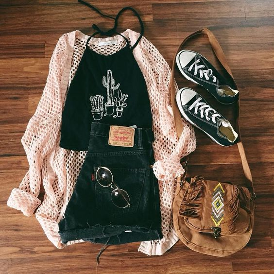 Casual outfit /boho/ hipster