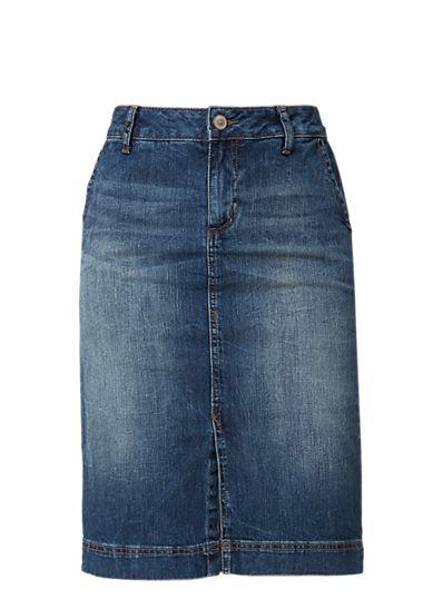 Pencil Skirt aus Denim im s.Oliver Online Shop