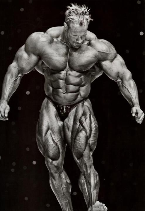 Jay Cutler,  2009 Mr. O where he reclaimed his title! #epic