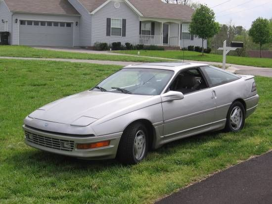 1990 Ford Probe Gt Ford Probe Ford Probe Gt Classic Cars