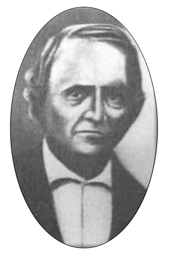 Collin McKinney was born in New Jersey in 1766. He was a surveyor who came to Texas in 1831. After serving at the Convention of 1836, McKinney was a representative to the Texas Congress from 1836-1840.