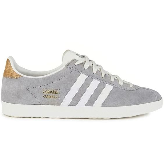 Adidas Originals Grey Suede