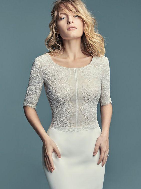 Maggie Sottero Wedding Dress EDALENE 8MC677 Alt1