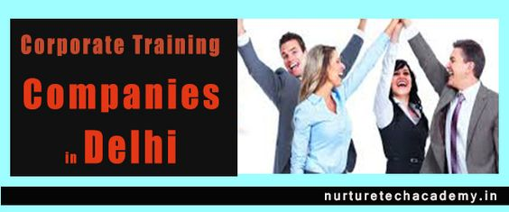 Hiring corporate training companies can give your company the competitive edge over others. We are one of the best companies imparting corporate training in Delhi. Contact Now!