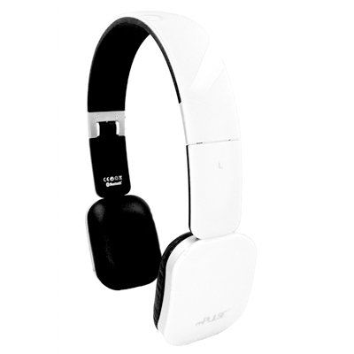 mPulse Rock Bluetooth Wireless Foldable Stereo Headphone for Wireless Music  Streaming for iPhone 5e30a7e6496d