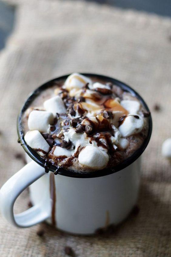 Csokoládés kávé