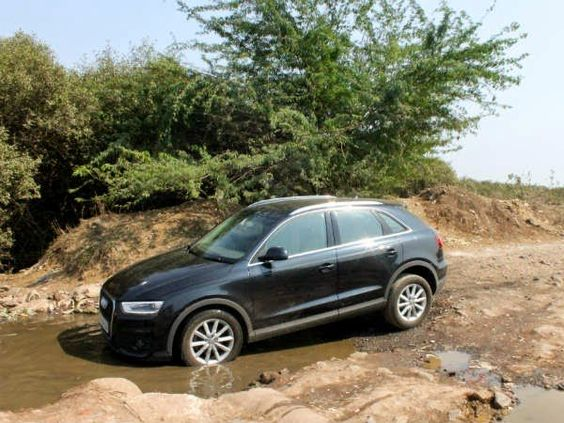 Audi Q3 Test Drive Review - How Does It Fare? - Drivespark