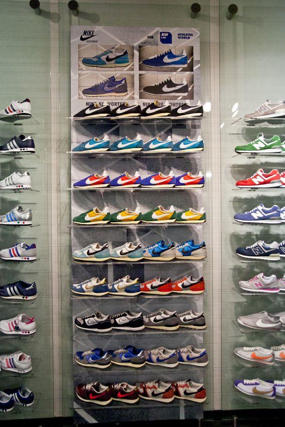 nike shoe store near me