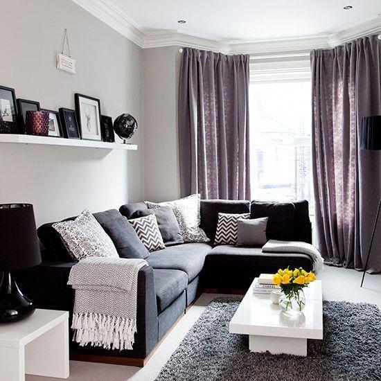 Pin On Grey Living Room
