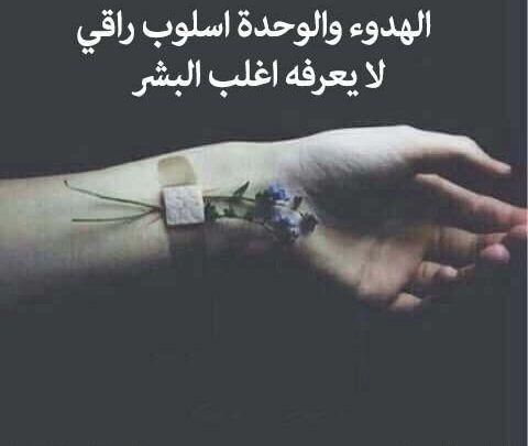 اقوال وحكم عن الهدوء امثال وكلام عن الهدوء Quotes Arabic Quotes Sayings