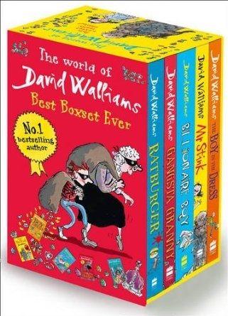 David Walliams book set