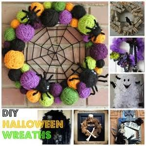 diy halloween wreaths - - Yahoo Image Search Results