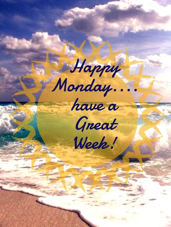 Happy Monday! Have a great week! #bayburgfinancial