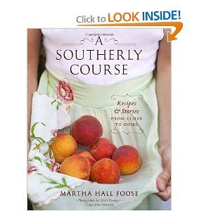 A beautifully written book, just like her others (Martha Hall Foose, the southern Martha)