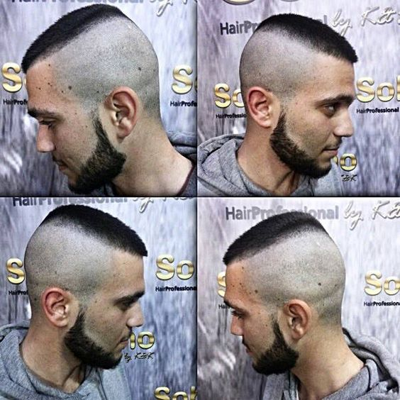 style and dress hair quaff