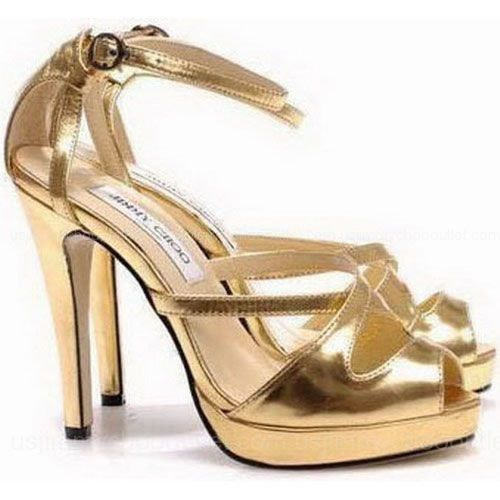 Jimmy Choo Sandals Private Strappy: