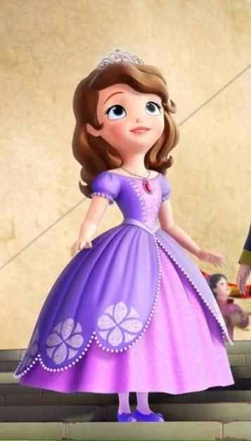 Sofia New Tiara Dress And Pink Amulet Princess Sofia The First Sofia Amulet Sofia The First