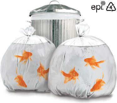 bolsas de basura de buen rollo