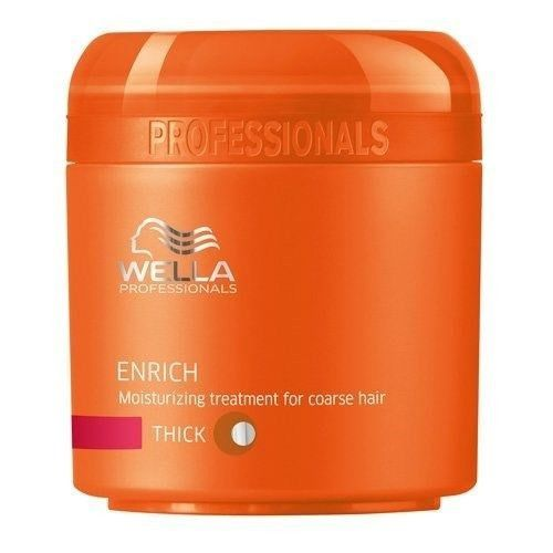 Wella Enrich Moisturizing Treatment for Coarse Hair for Unisex, 5.07 Ounce