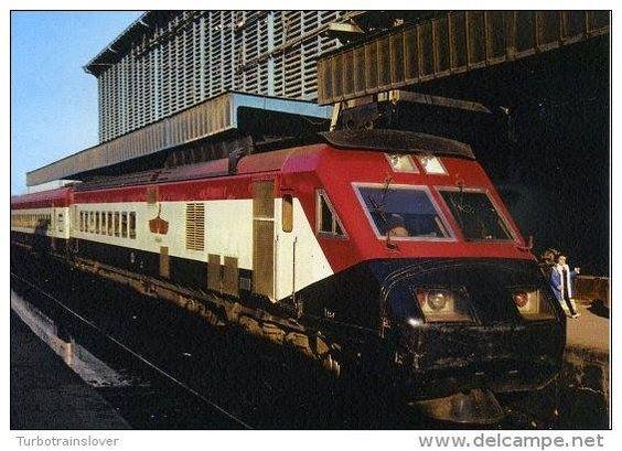 التوربيني 海外 鉄道