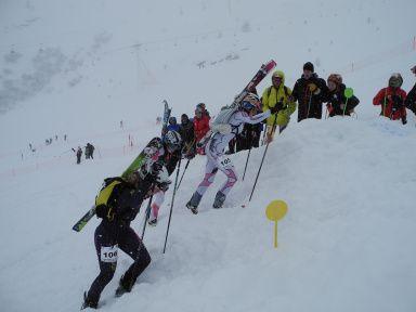 compétition ski-alpinisme