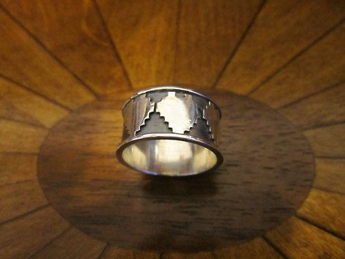 gaming jewelry ring zelda heart silver etsy hyrule 8-bit pixel for sale triforce 8bit Silverthink Jewelry