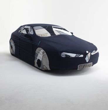 Couture Car Covers By 6 Global Fashion Designers For Intersection Magazine