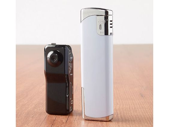 Somikon 3in1 Mini Action Cam mit Sprach Aktivierung