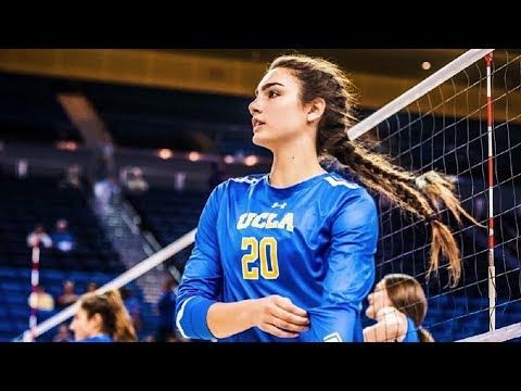 Jamie Robbins Beautiful Volleyball Player 2017 Hd Youtube Jamie Robbins Volleyball Players Female Volleyball Players