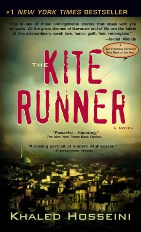 The Kite Runner-This book has really stuck with me.