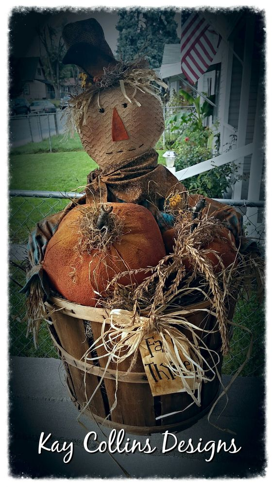 17 Best images about Primitive Fall/Halloween on Pinterest