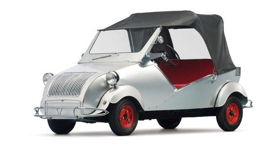 Biscuter 200-A 'Zapatilla' 1957