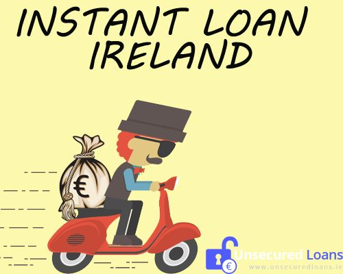 Instant Loans In Ireland Fill Your Empty Pockets With Required Funds Instant Loans Unsecured Loans Loan
